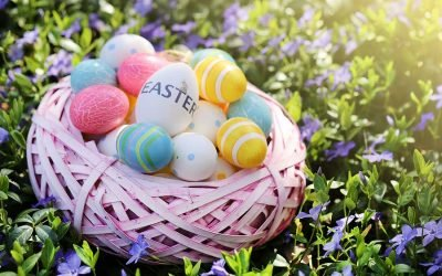 How to DIY Easter Baskets