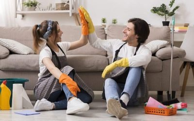 Spring Cleaning Kitchen Tips