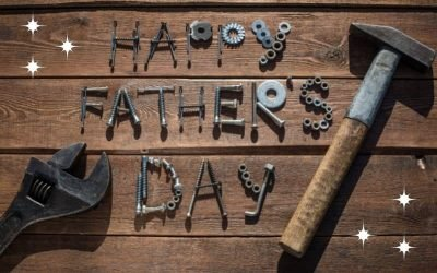 Tommy Tinker Decorates for Father's Day