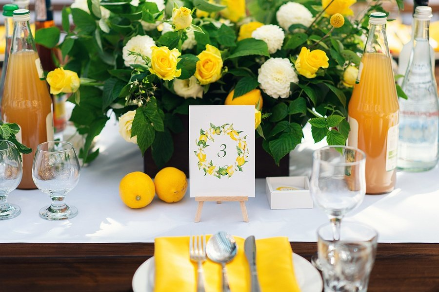 Lemon-Themed Home Decors to Get Before Summer Season Ends